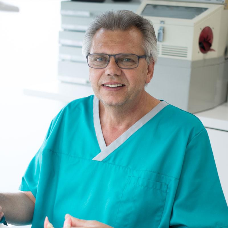 Jules Thurnheer Leitung Zahntechnik