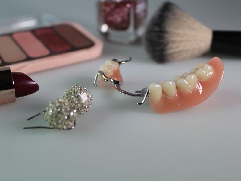 Praxisangebot Zahnprothetik - Modellguss Teilprothese